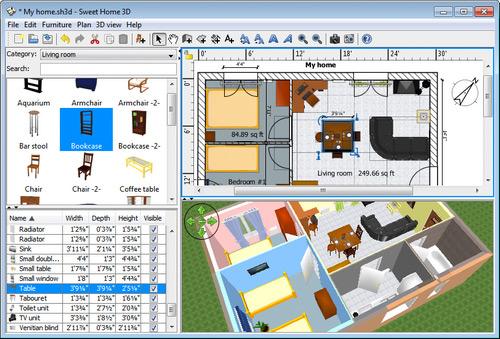 Room Design Freeware