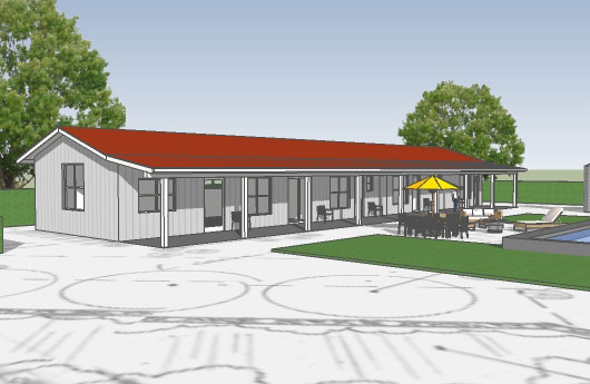 Ranch House Plans and Designs | Modern Home Designs