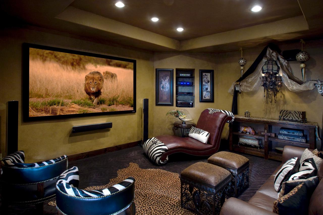 2008 Parade of Homes Theater room