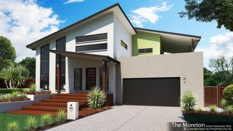 Home Designs - Bella QLD Properties - Brisbane Builder