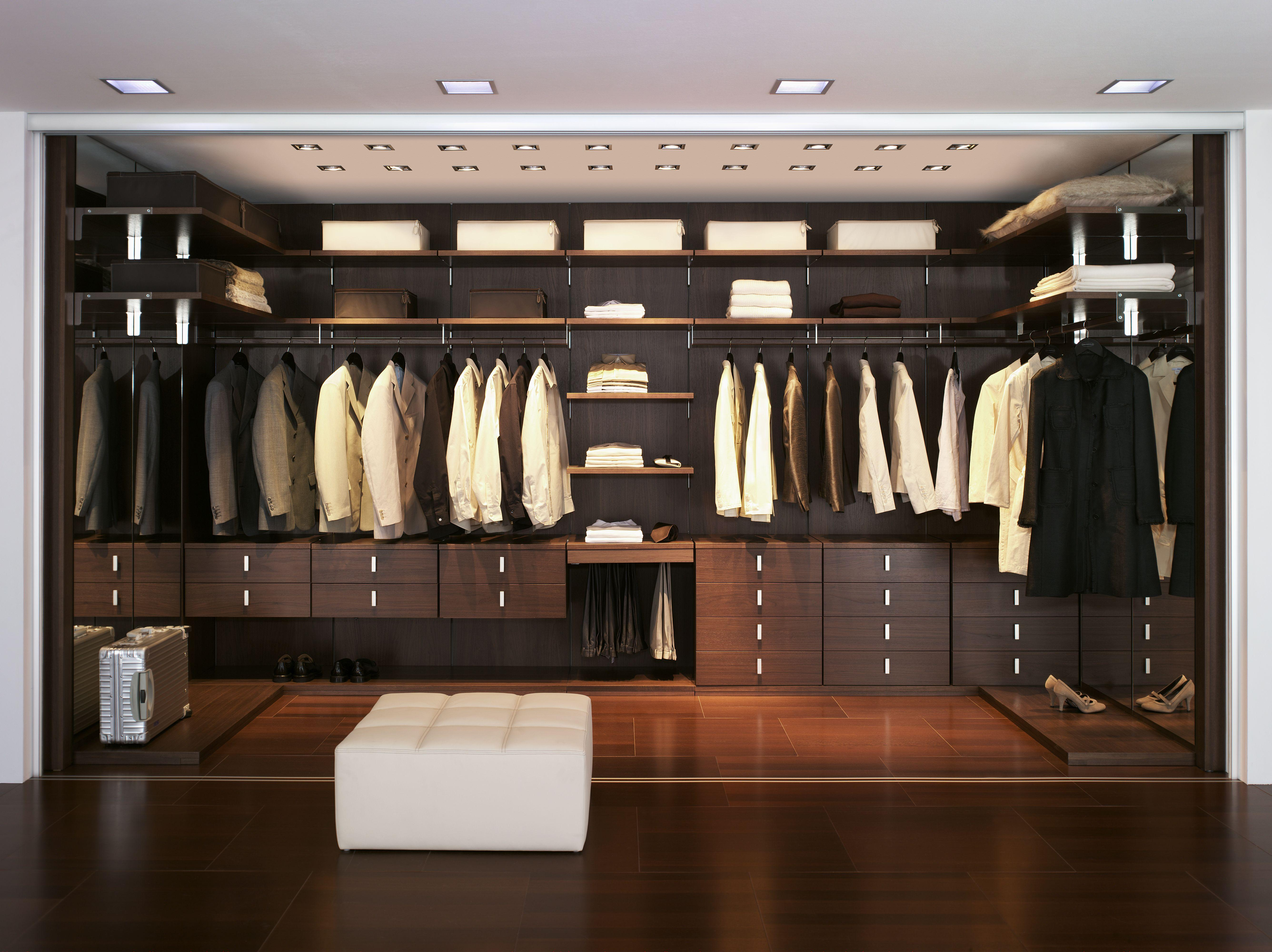 ... Design For Small House: Walk In Closet Designs For Elegant Room Design