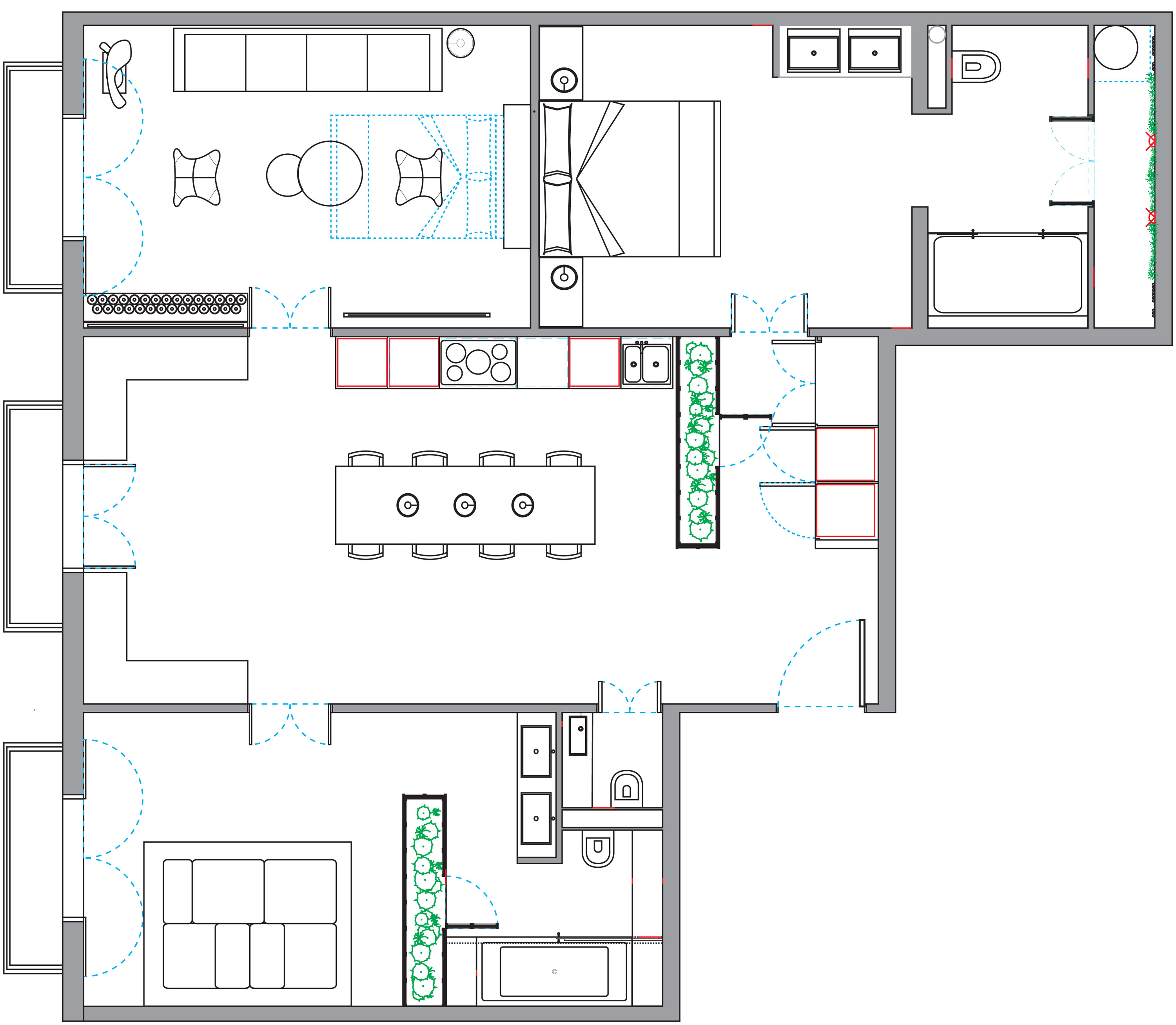 Room Layout Virtual Free Maker Planner Online