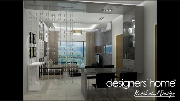 Interior Design - Condomminium Interior Design - Designers Home ...