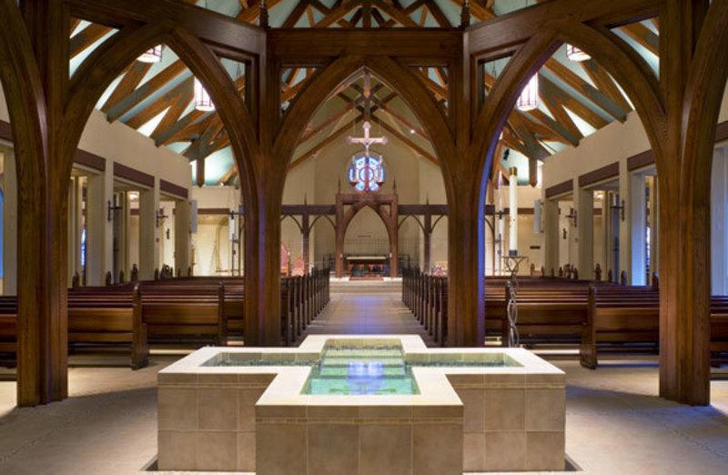 Church Interior Decoration, Church Interior Design From Cdh Partners