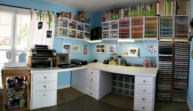 the craft room post with the granddaddy of them all this craft room ...
