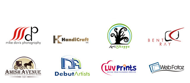 Creative Logo Designs by LogoDesignGuru