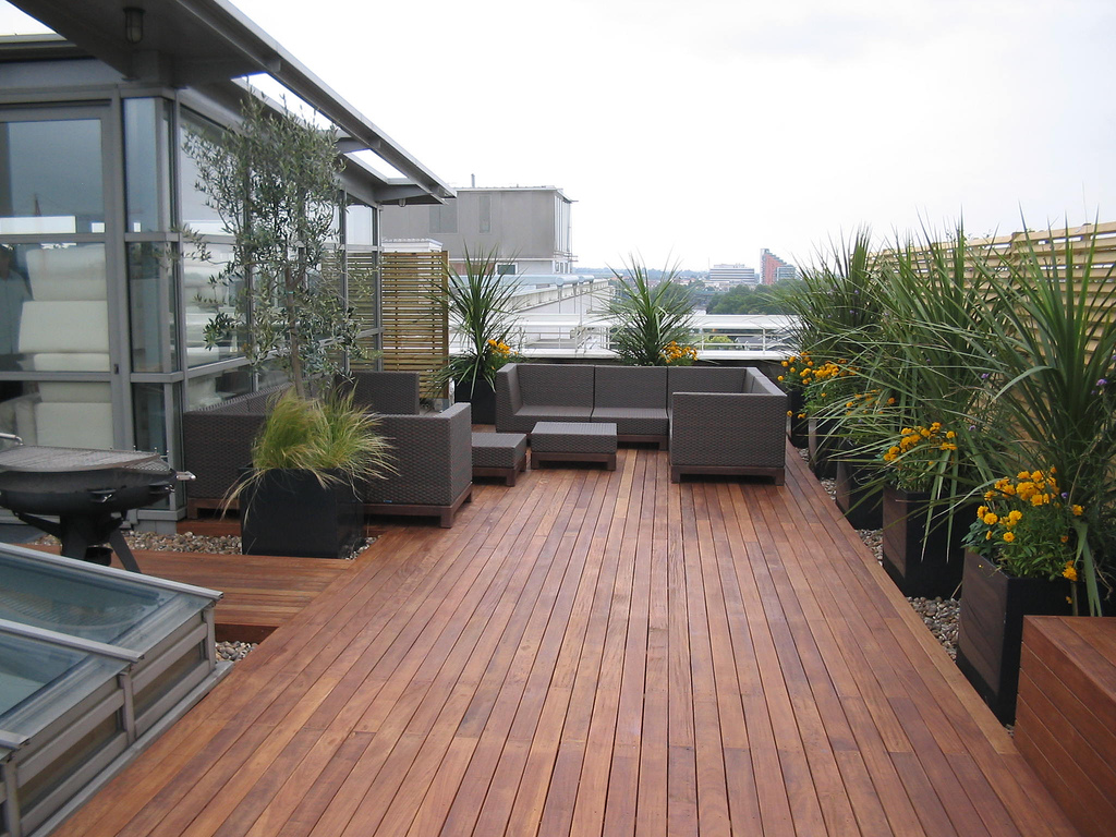 ... Deck Ideas | Great Railing - Home Improvement Projects and Ideas