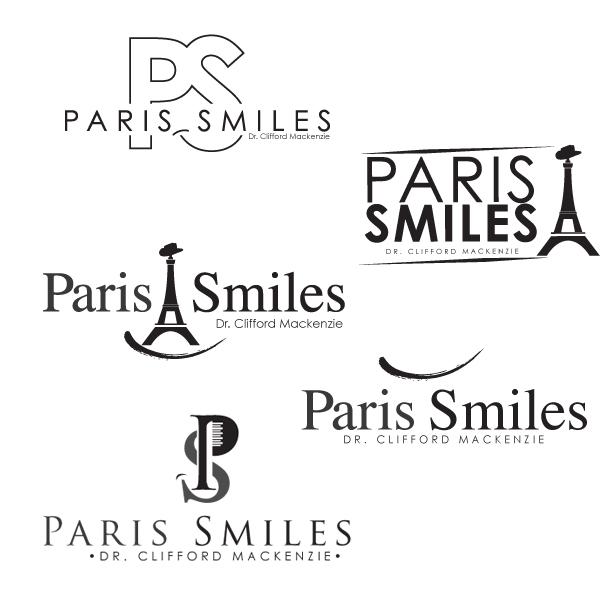 Custom Dentist Logo design mockups!