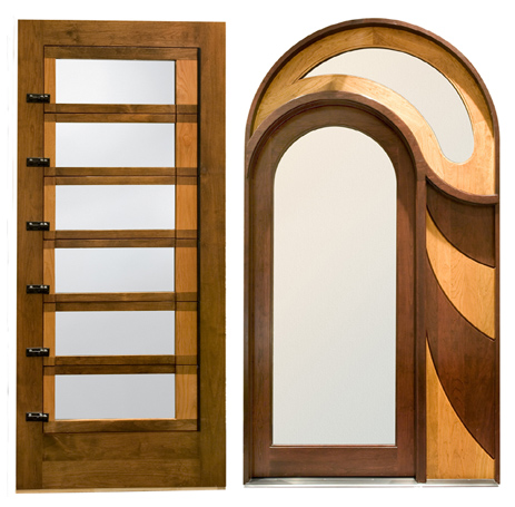 Home Design: Luxury and Modern Doors Design