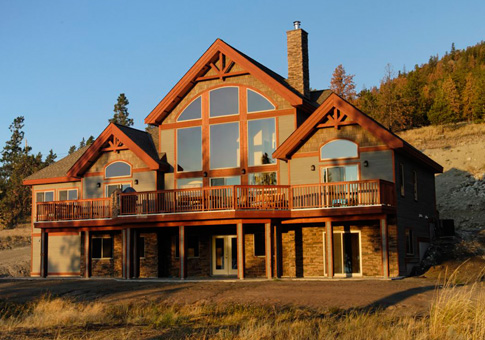 Architectural House Designs on Top House Plans Post And Beam Homes ...