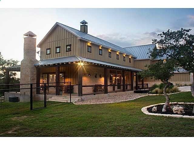 pole barn house plans | Pole barn home