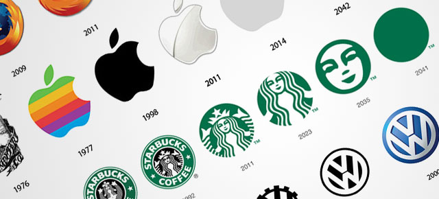 The Past and The Future Of Famous Logos