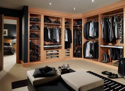 Dressing room decor | The Man Cave
