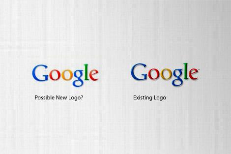 Google logo - Updated logo design sighted - The Logo Smith