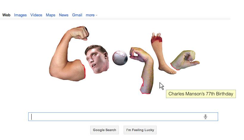"Today's ""Google Logo"" Design...."