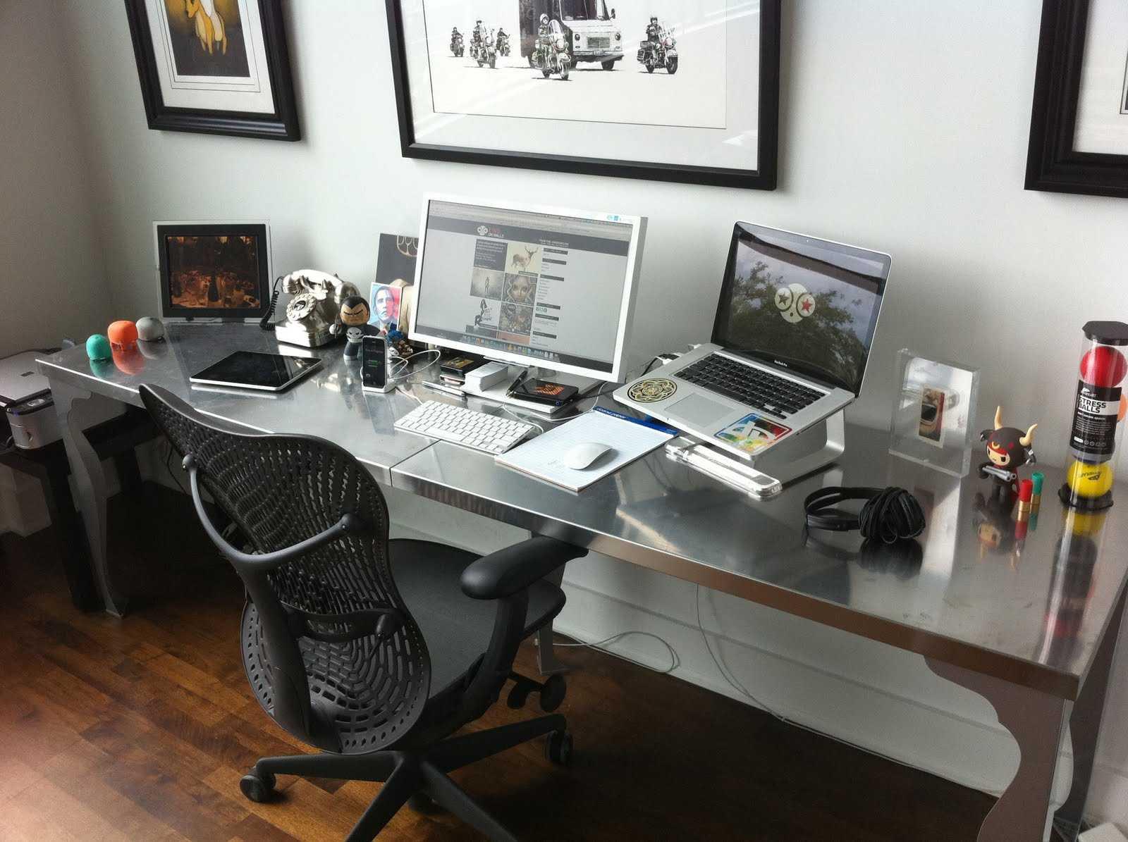 Home office: 10 modelos para você se inspirar e criar o seu
