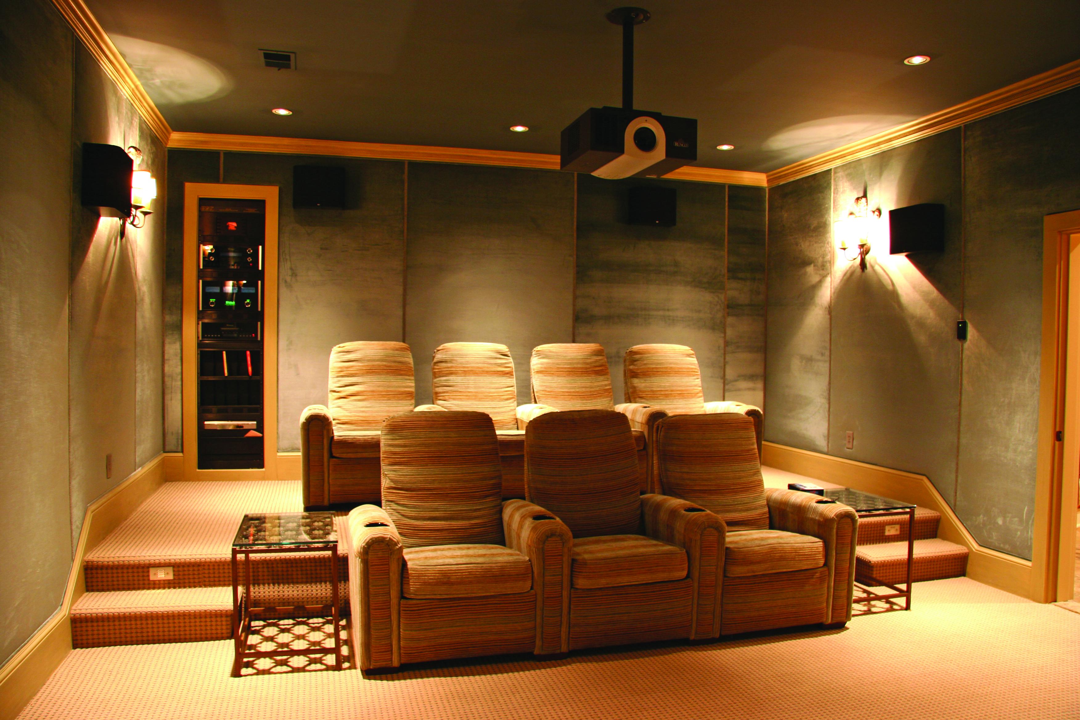 Home Theater Design Company | loopele.com