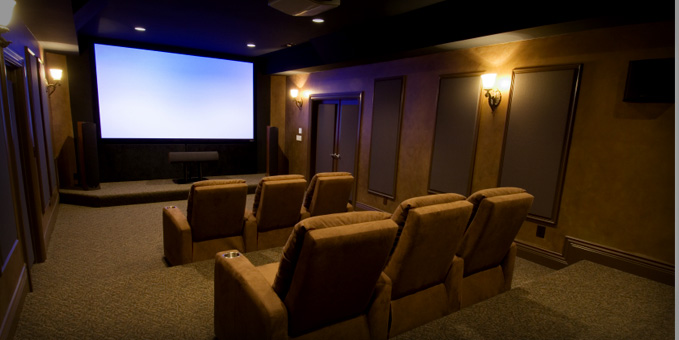 Home Theater Design & Installation Raleigh NC - Hi Fi - Neuwave ...