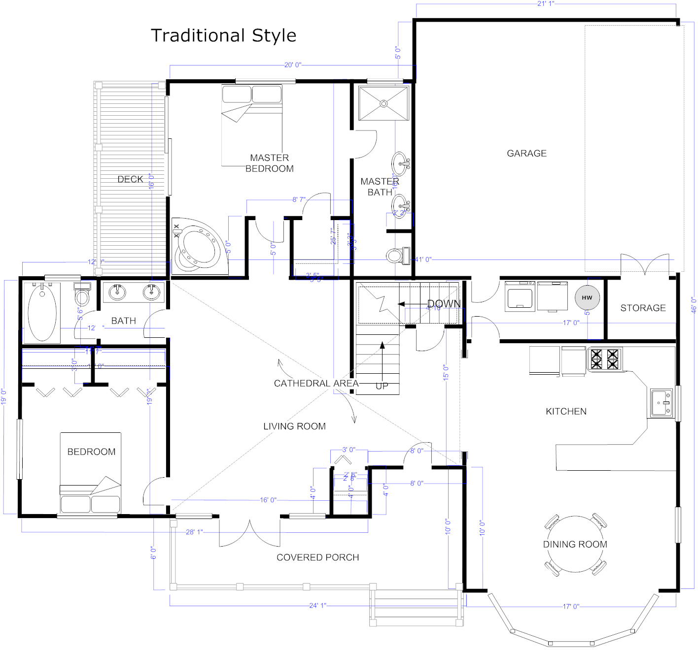 House Design Software - Download Free to Design Home Plans