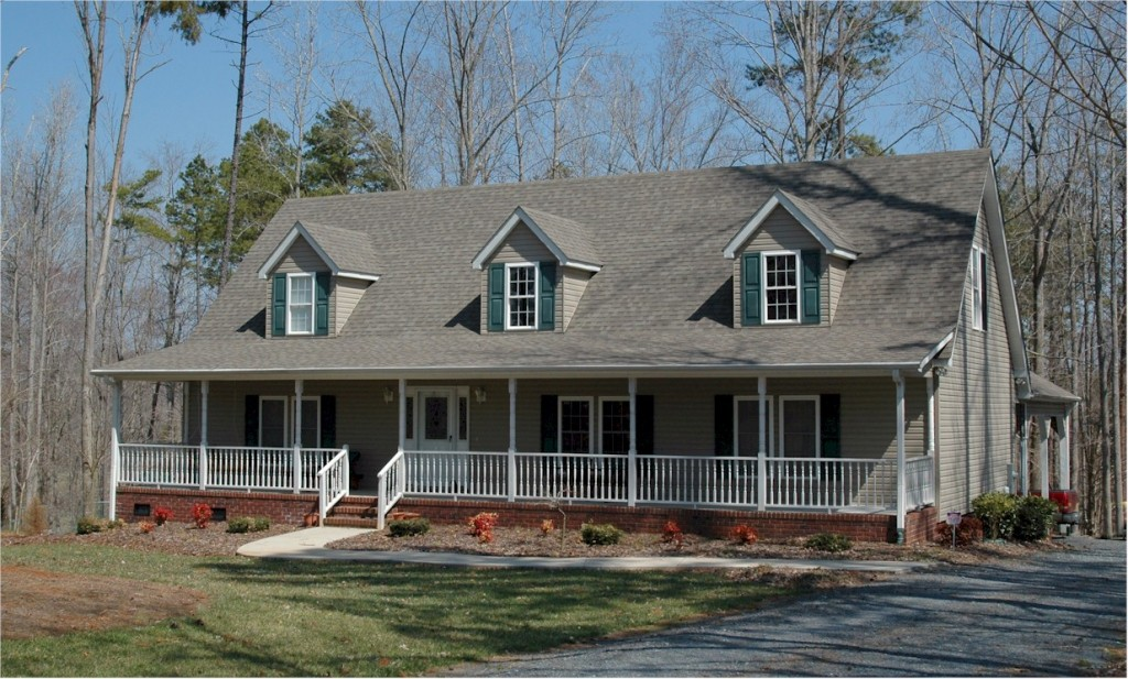 Ranch House Plans With Porch | Home Designs