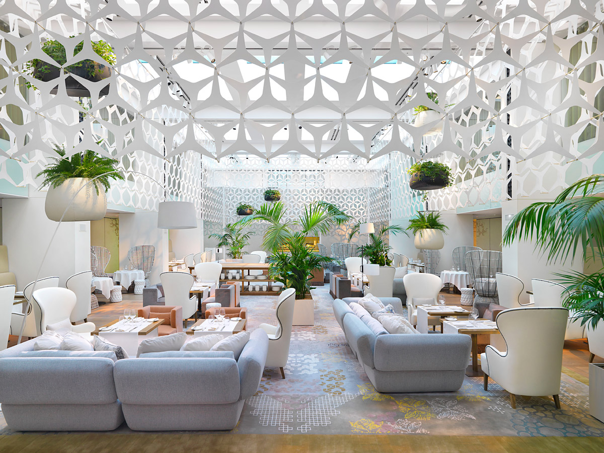10 Luxury Interior Designs: Mandarin Oriental Hotel