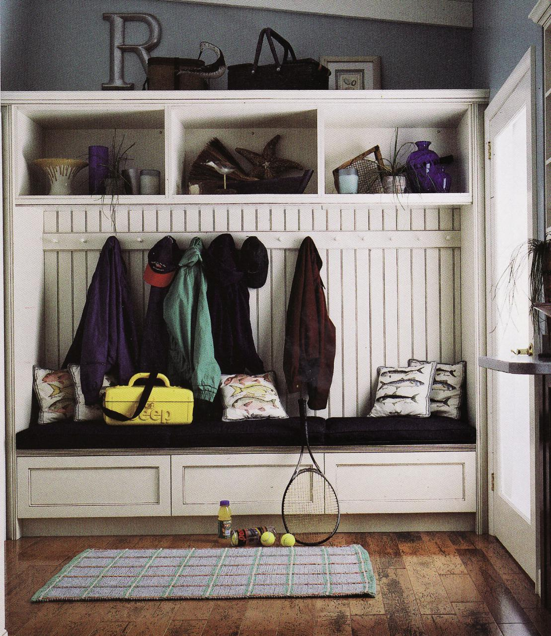 "THE MUDROOM ""The Kitchen's Right Arm"" 