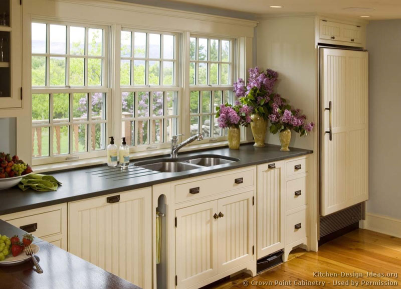 Country Kitchen Design - Pictures and Decorating Ideas
