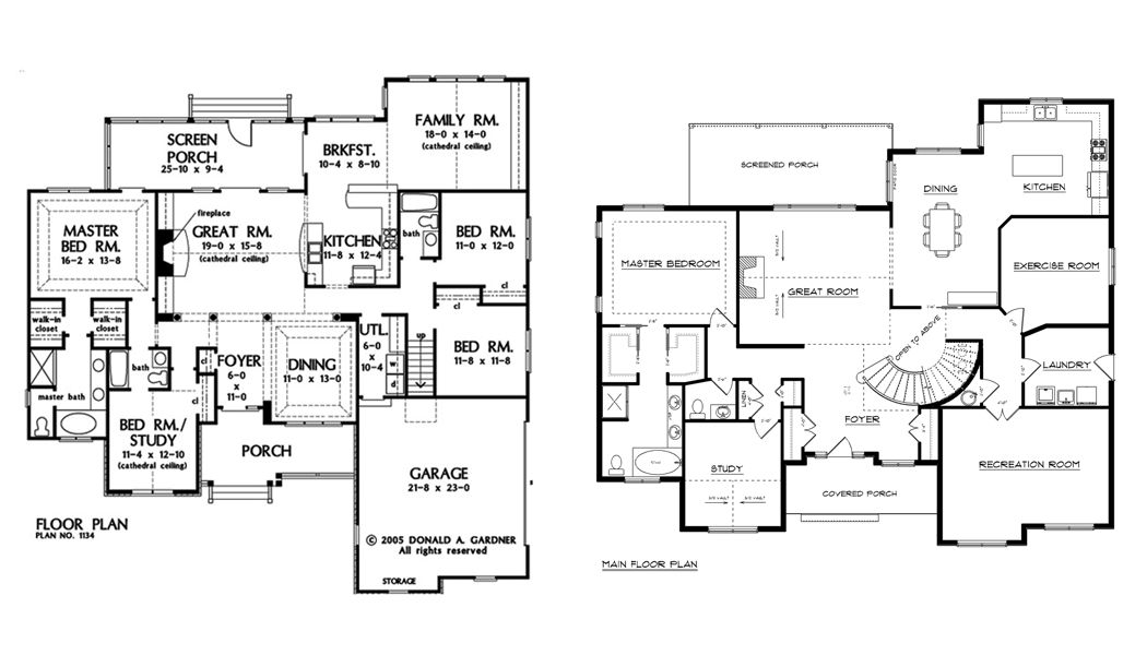 ... House Plans | House Plans Dartmouth, Nova Scotia | Home Designs