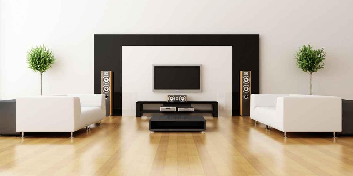 Living Room Interior Design in Modern Look | KnowledgeBase