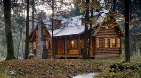 Standout Log Cabin Homes . . . Carefully Crafted!