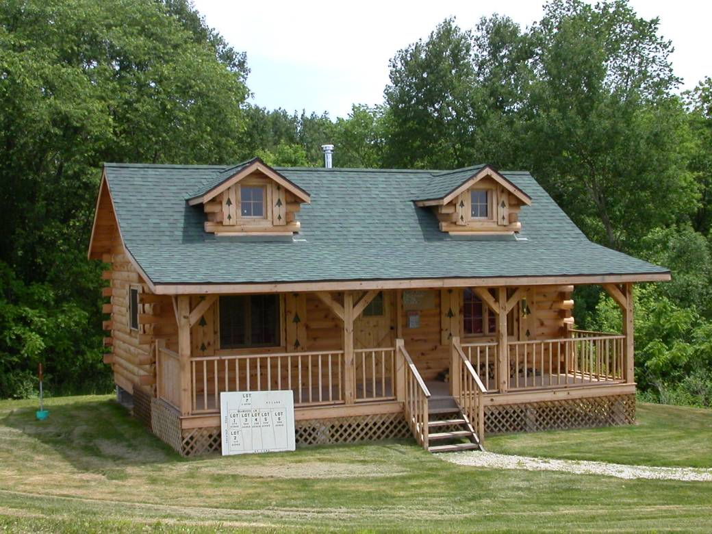 Build Your Log Cabin/Home | Articles, How-to's, Tools and more…