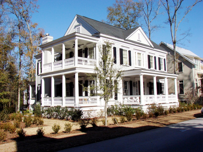 Low Country House Plan | High Tide Design Group