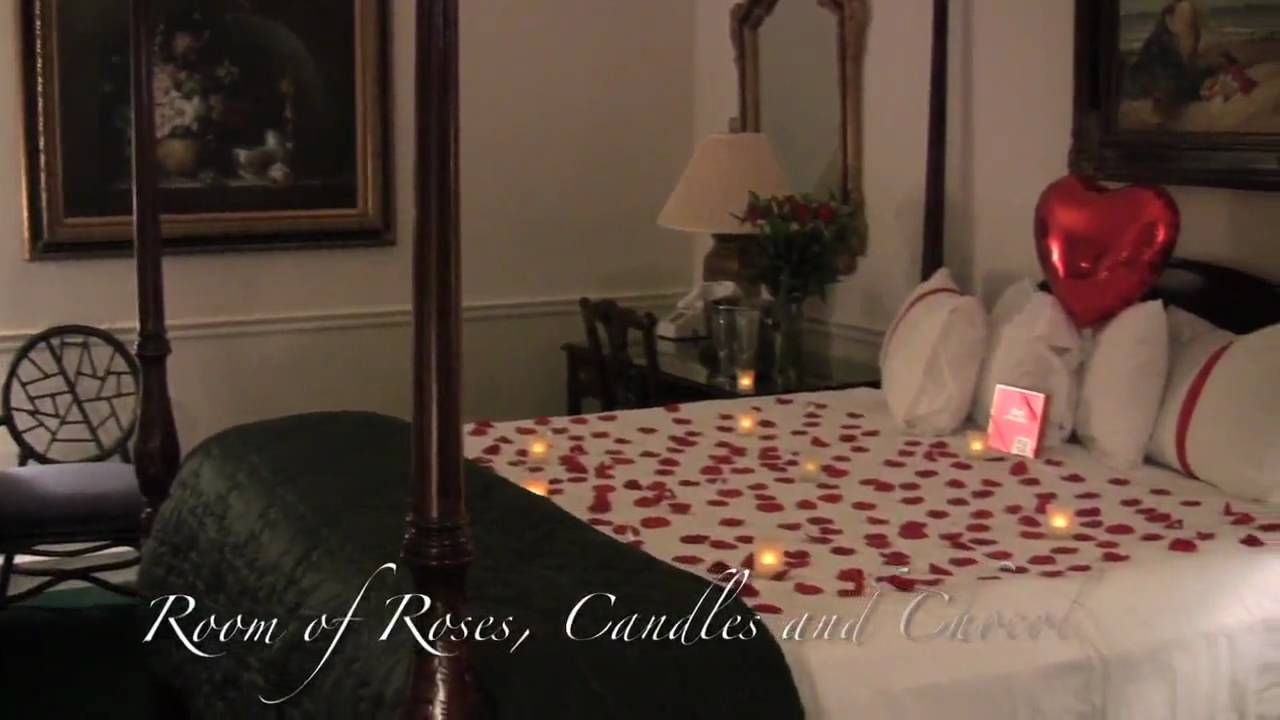 Decorate a Romantic Hotel Room - Romantic Room Designs Anywhere in the ...