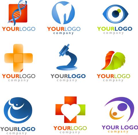 Medical Website Logo Design — Physicians Website Design