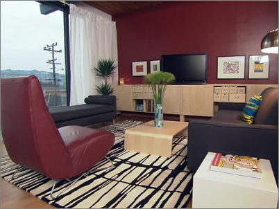 Mid-Century Modern Living Room Design Ideas - Home Decorating Ideas