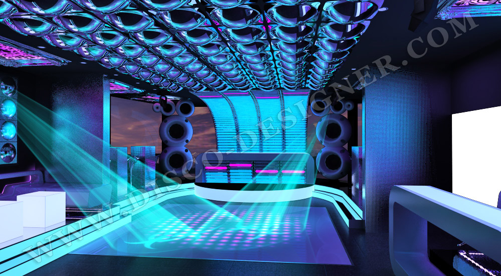 View Source | More Night Club Design Ideas Nightclub Lighting Led