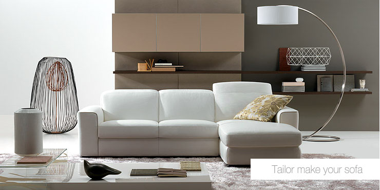 Living Room Sofa Furniture from Natuzzi