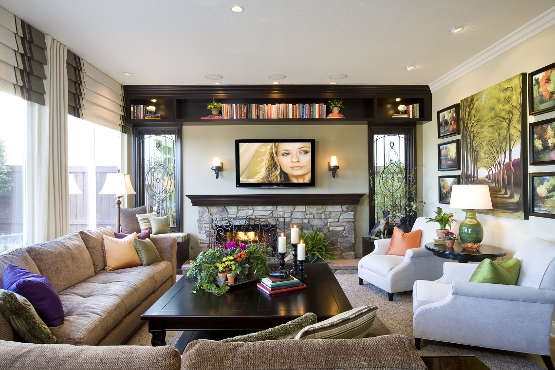 Modern-traditional-home-family-room-robeson-design