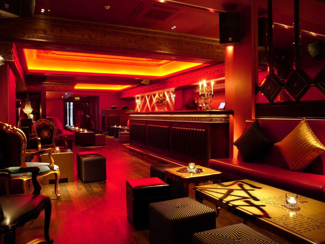 Club Interior Design Ideas
