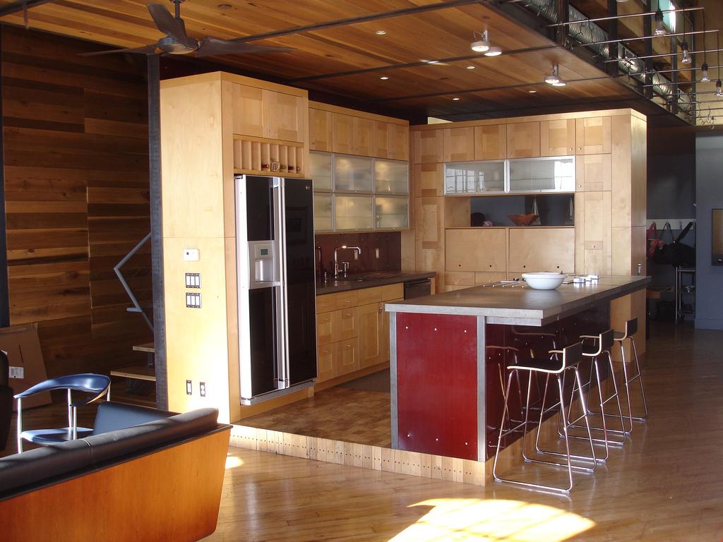 Open Kitchen Interior Design ~ Design