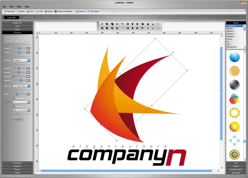 Download Studio V5 Logo Maker 4.0