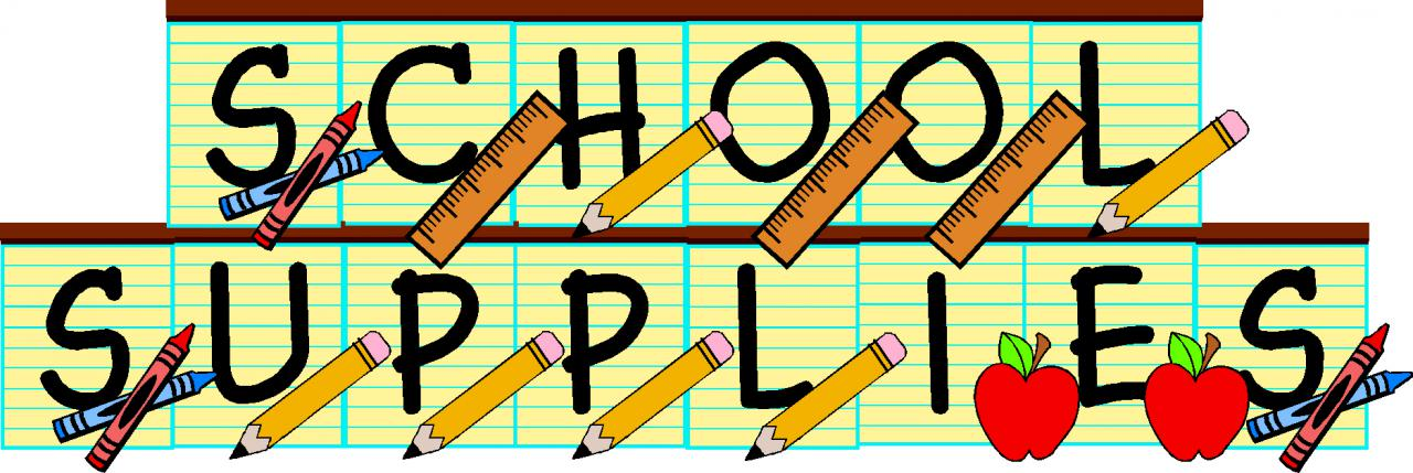 Scott County USD 466 - Elementary|School Supplies