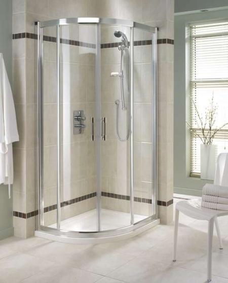 Small Bathroom Shower Design - Architectural Home Designs