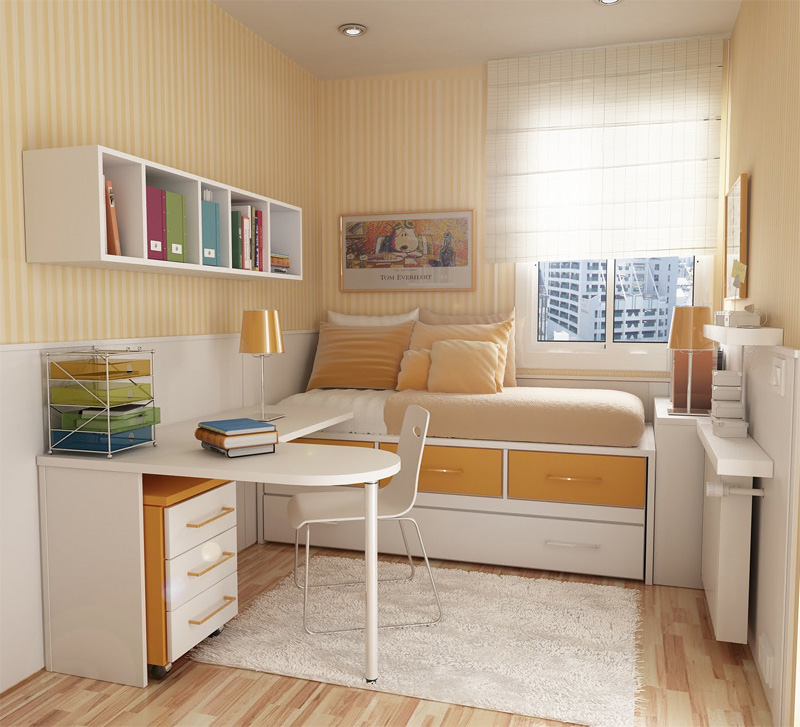 Small Bedrooms Design Ideas