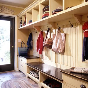 Mud Rooms Designs