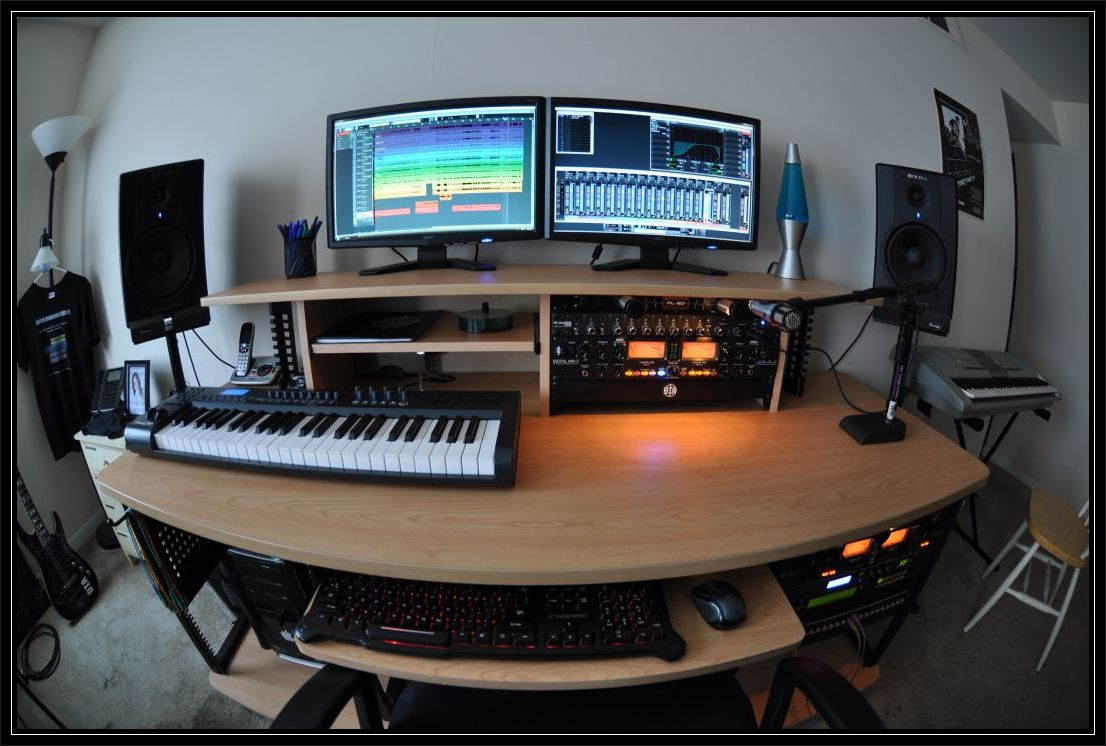 Bryan LaFrese: Blog 12: Home Recording Studio