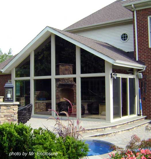 Sunroom Designs | Sunroom Ideas | Pictures of Sunrooms