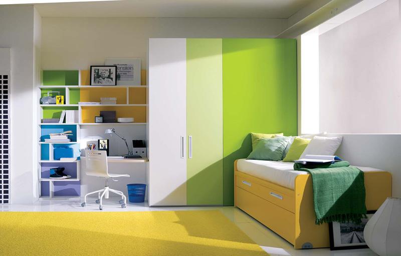 13 Cool Teenage Girls Bedroom Ideas | DigsDigs