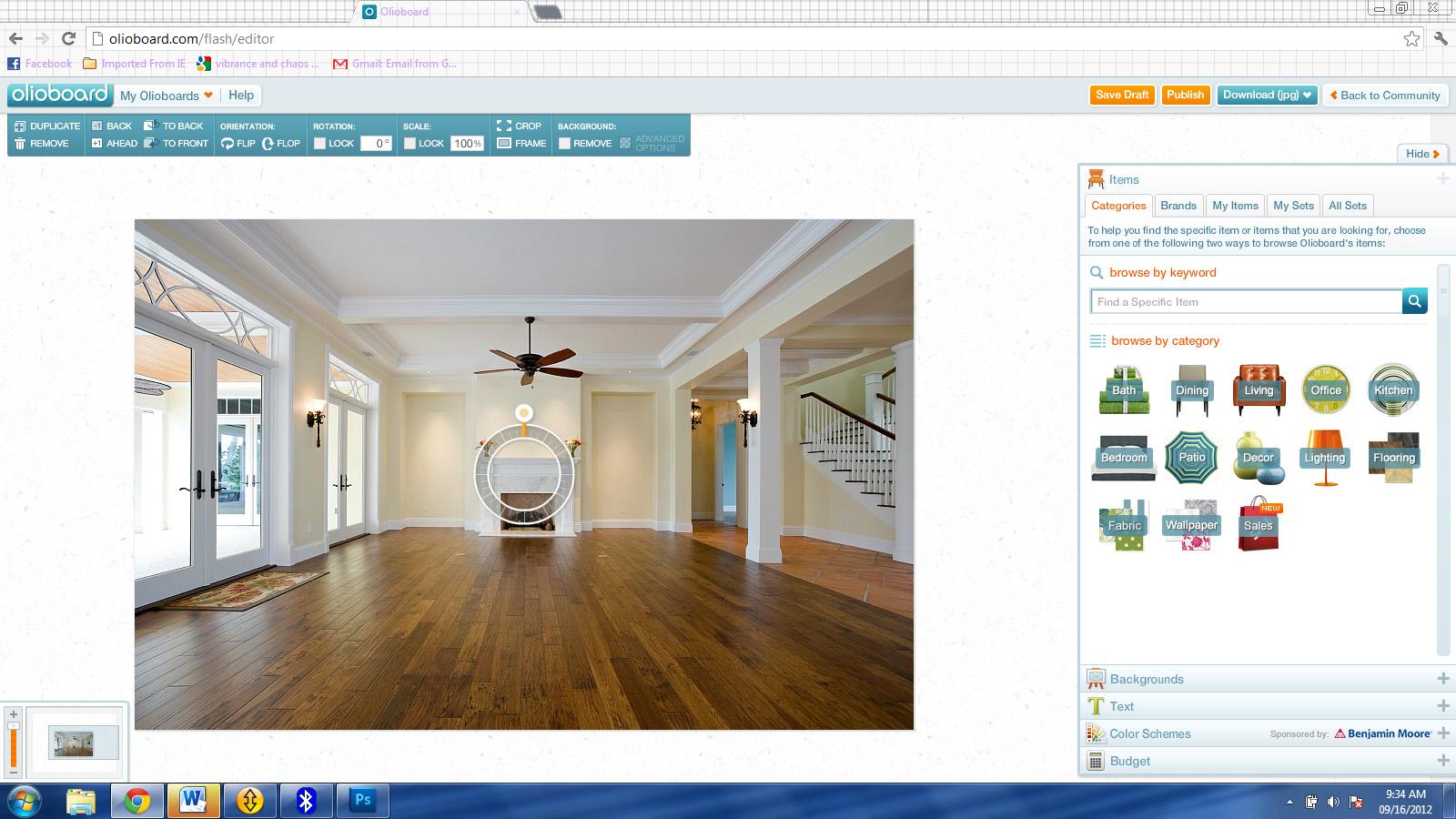 ... Interior Design Tools Design My Room Interior Design Tool Picture
