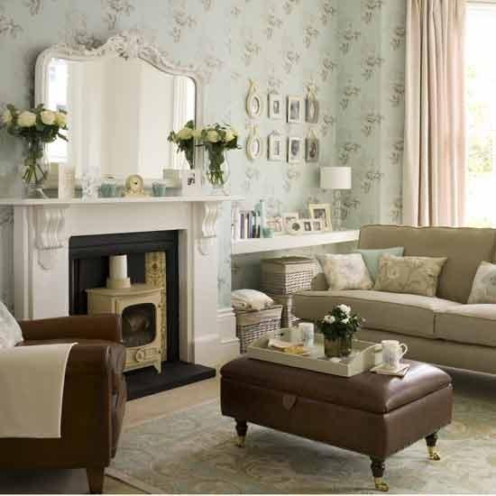 Modern vintage living room | Living rooms | Living room ideas | Image ...